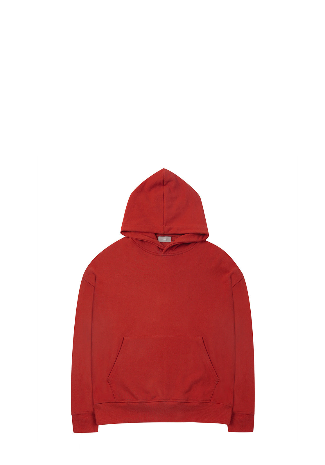 V310 OVERSIZE SNAP HOODIERED
