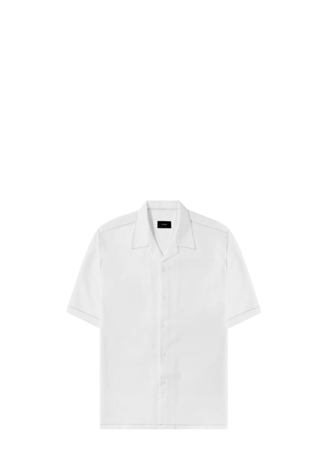 V420 STITCHES SHIRT  WHITE