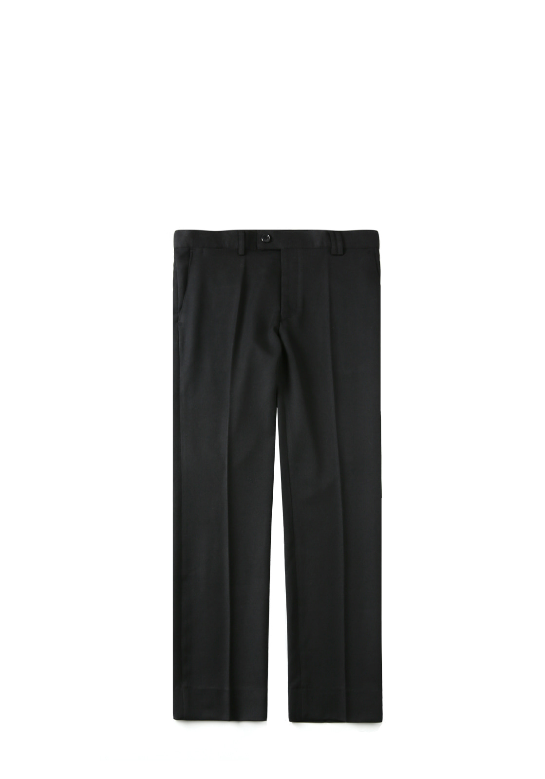 V228 TOURS CROP SLACKS  BLACK