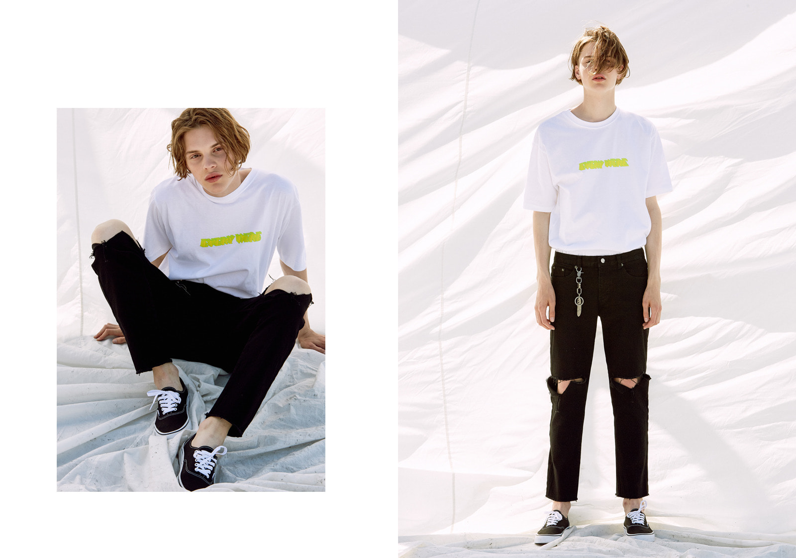 2018 S/W COLLECTION #2 LOOKBOOK