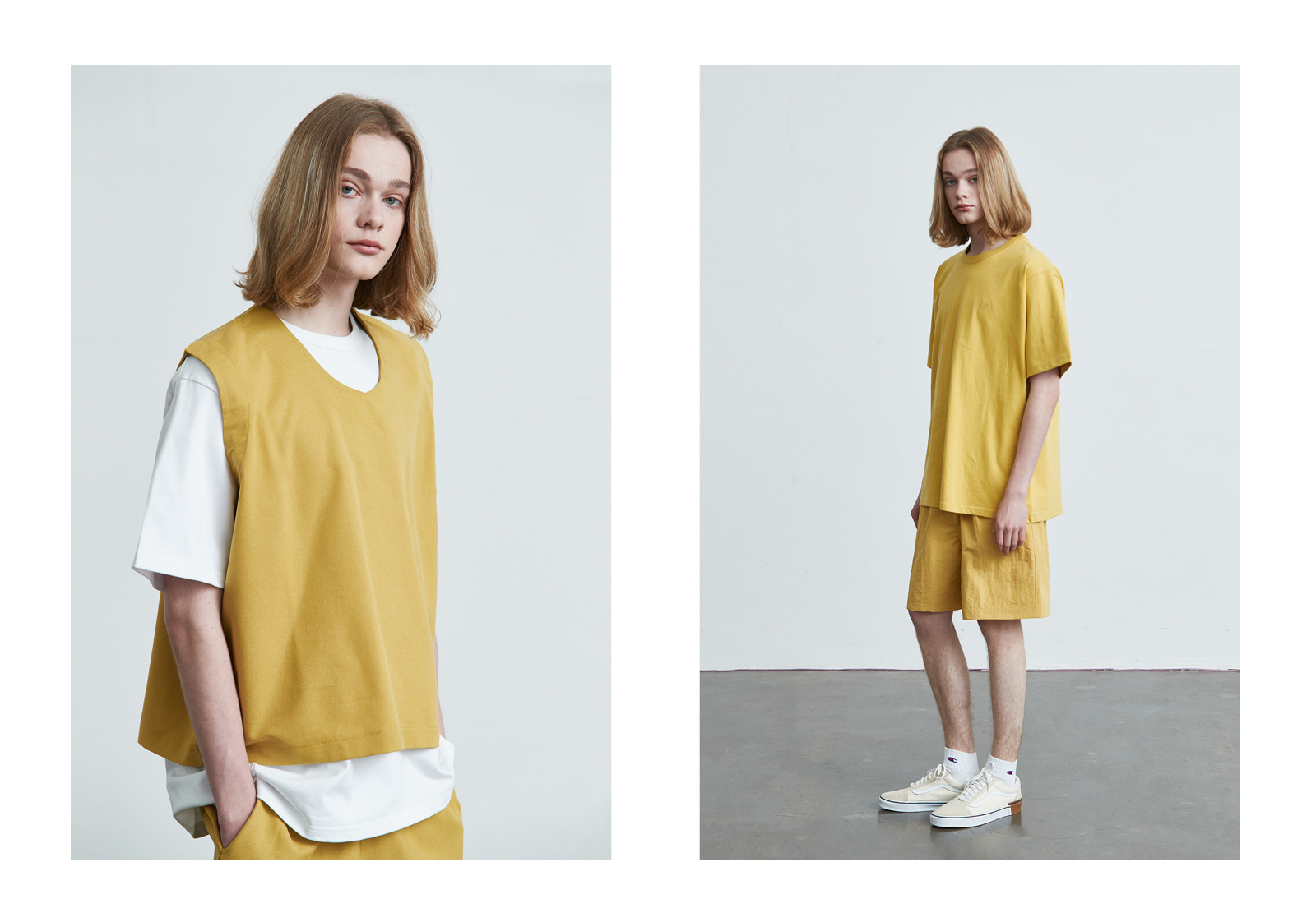 2020 S/S COLLECTION#1 LOOKBOOK